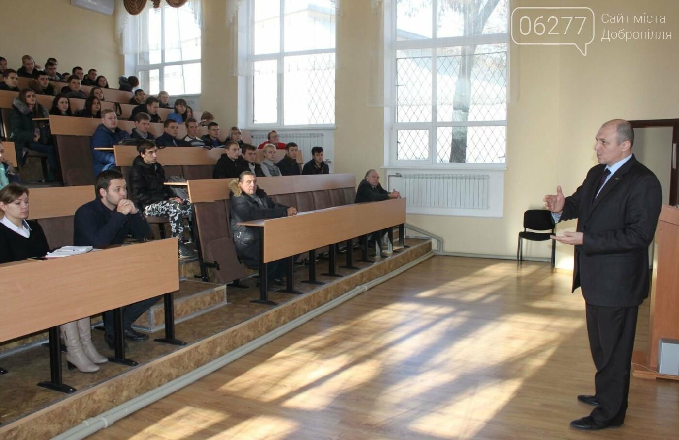 Студенты ДонНТУ познакомились с потенциальными работодателями, фото-1