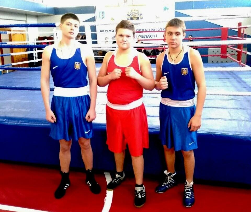 Добропольские боксеры достойно выступили на областном чемпионате , фото-1