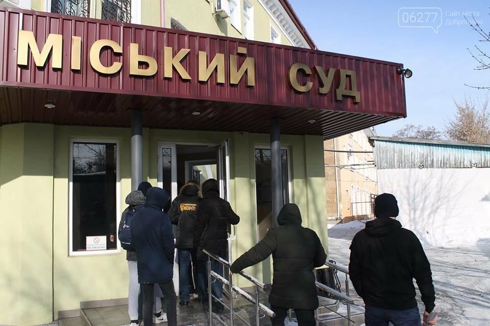 Мэр Доброполья Андрей Аксенов отправлен под ночной домашний арест, фото-1