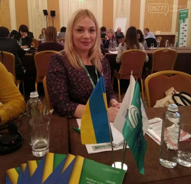 Добропільський депутат на конференції Конгресу Ради Європи, фото-1