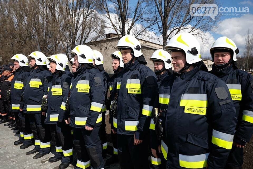 Два новых центра безопасности открыли сегодня в Донецкой области - в городе Белозерское и поселке Новодонецкое, фото-19