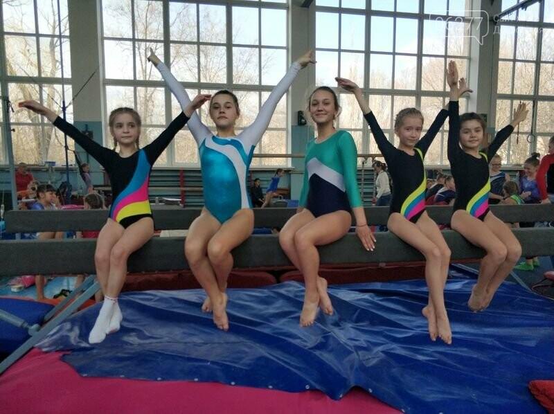 Добропільські гімнасти перемогли у Чемпіонаті Донецької області, фото-1