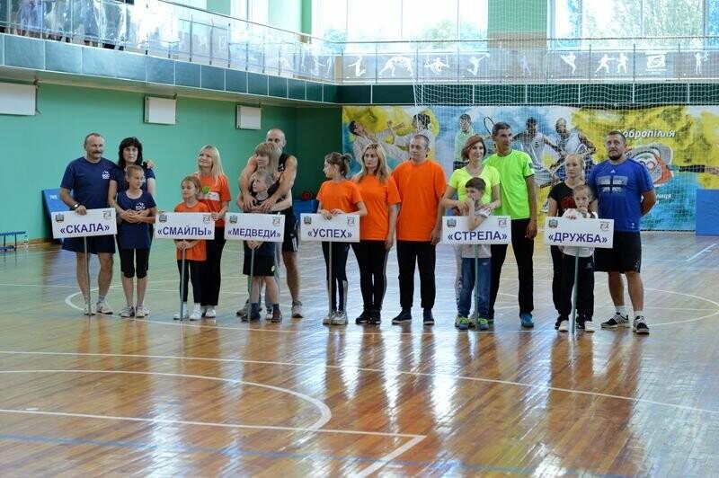 В Добропіллі пройшли змагання «Мама, тато, я – спортивна сім'я», фото-3