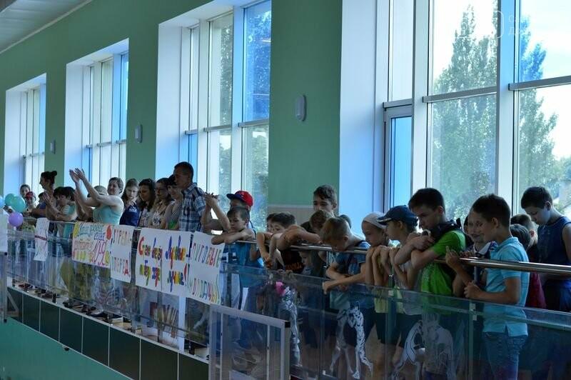 В Добропіллі пройшли змагання «Мама, тато, я – спортивна сім'я», фото-9