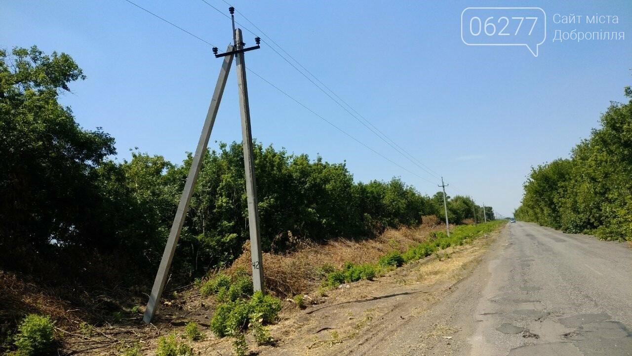 Надежное энергоснабжение прифронтовых сел: ДТЭК Донецкие электросети завершил капитальный ремонт воздушной линии, фото-1