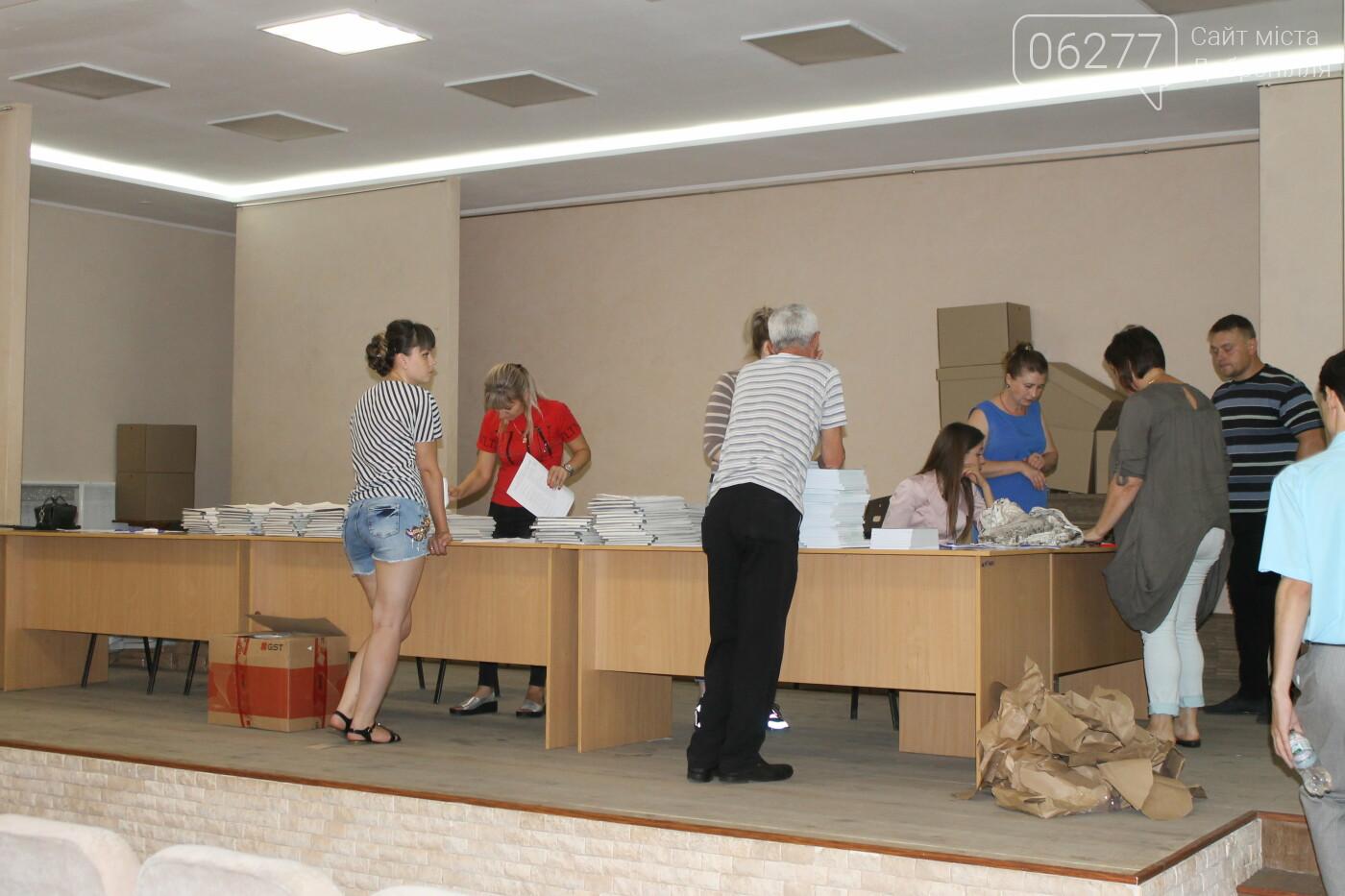 Окружком №50 получил избирательные бюллетени, фото-2