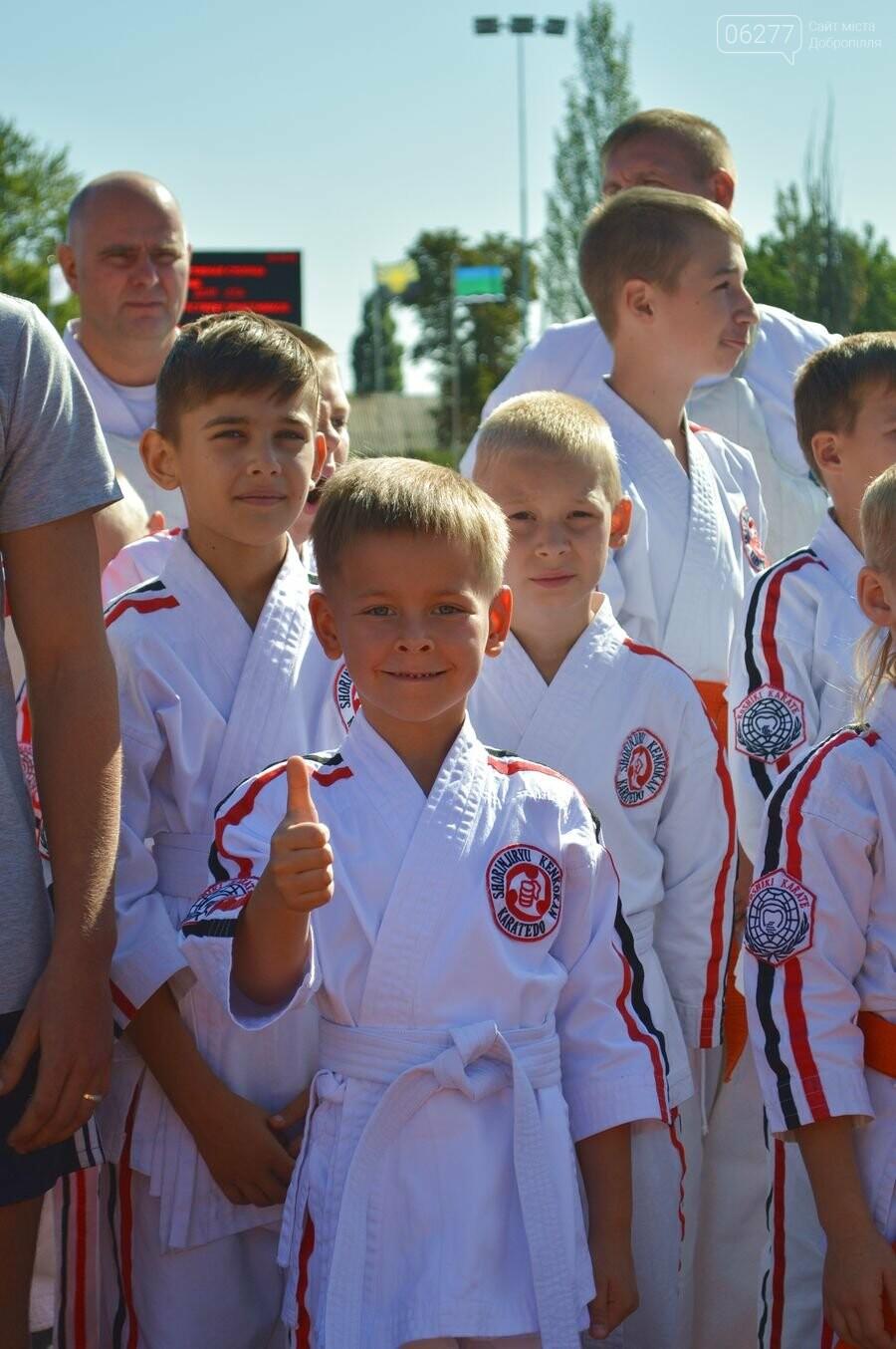 """На стадионе """"Авангард"""" в Доброполье прошел праздник спорта, фото-4"""