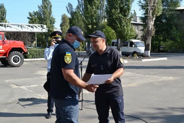 У Добропіллі відсвяткували День рятівника України , фото-5