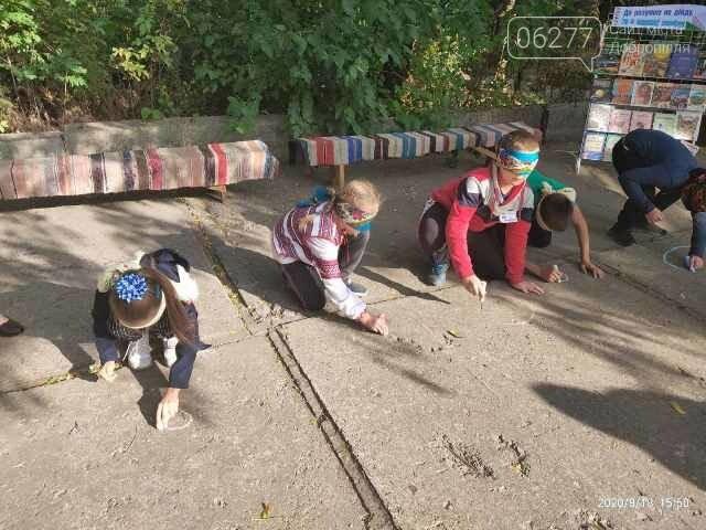 Дітлахи з Добропільського району взяли участь у конкурсі «Перехрестя веселих забав», фото-1
