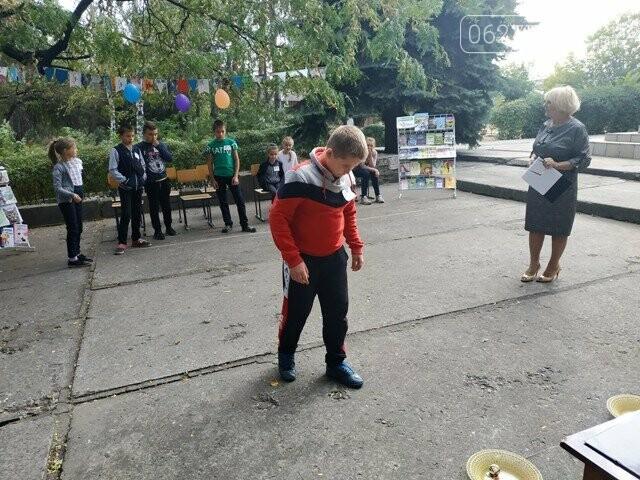 Дітлахи з Добропільського району взяли участь у конкурсі «Перехрестя веселих забав», фото-2