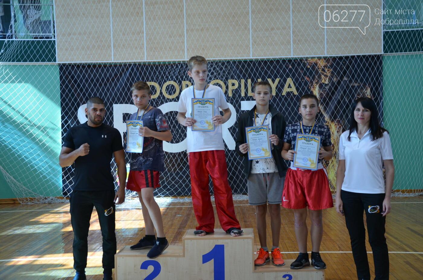 Турнір з кікбоксингу відбувся у Палаці спорту Добропілля, фото-7