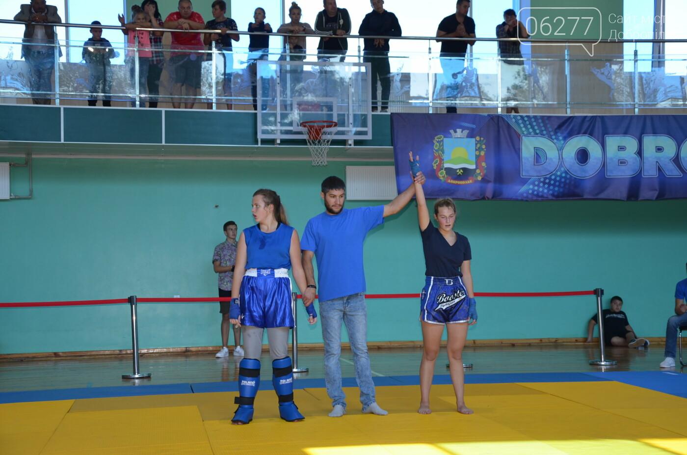 Турнір з кікбоксингу відбувся у Палаці спорту Добропілля, фото-6