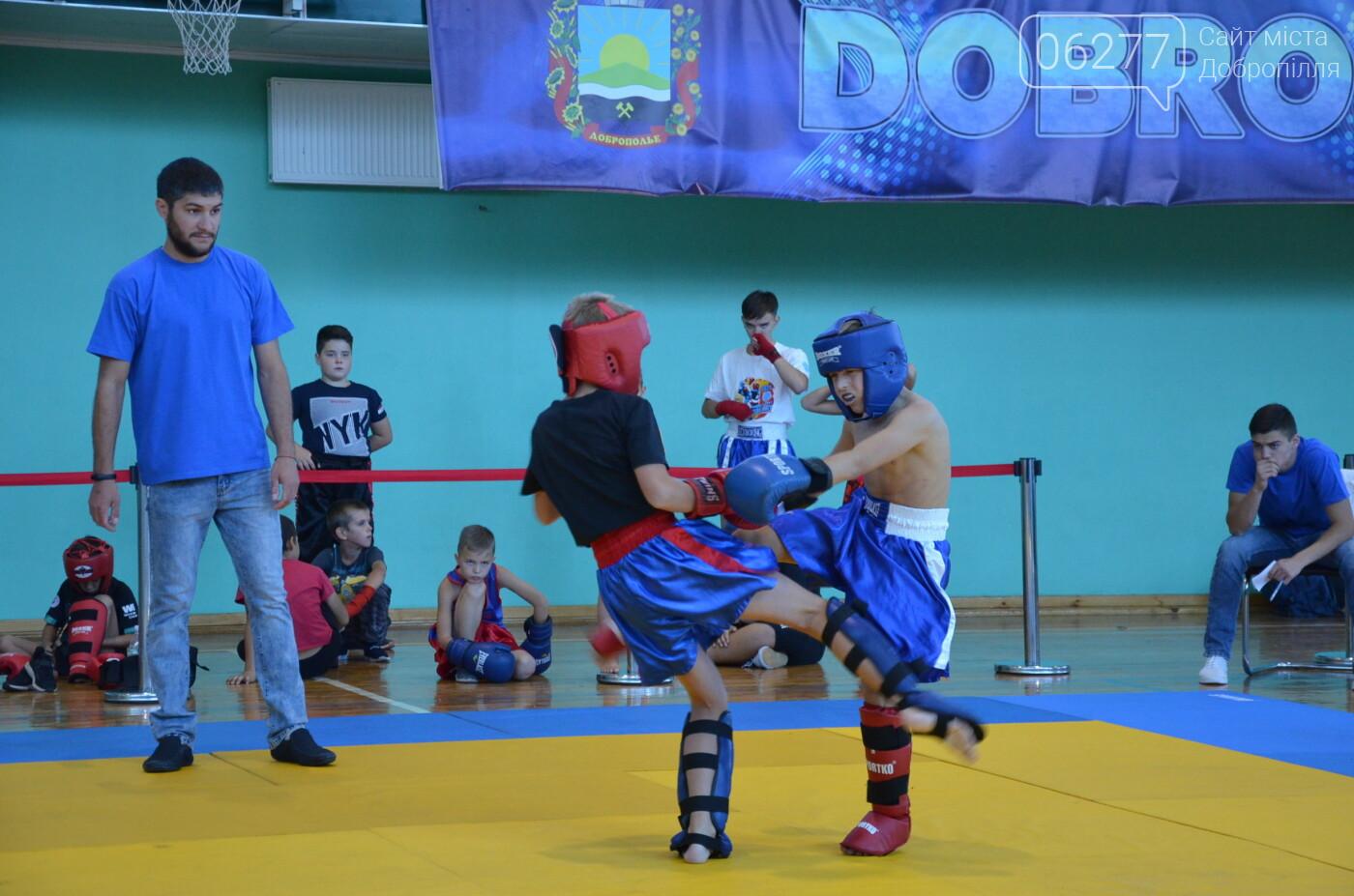 Турнір з кікбоксингу відбувся у Палаці спорту Добропілля, фото-4