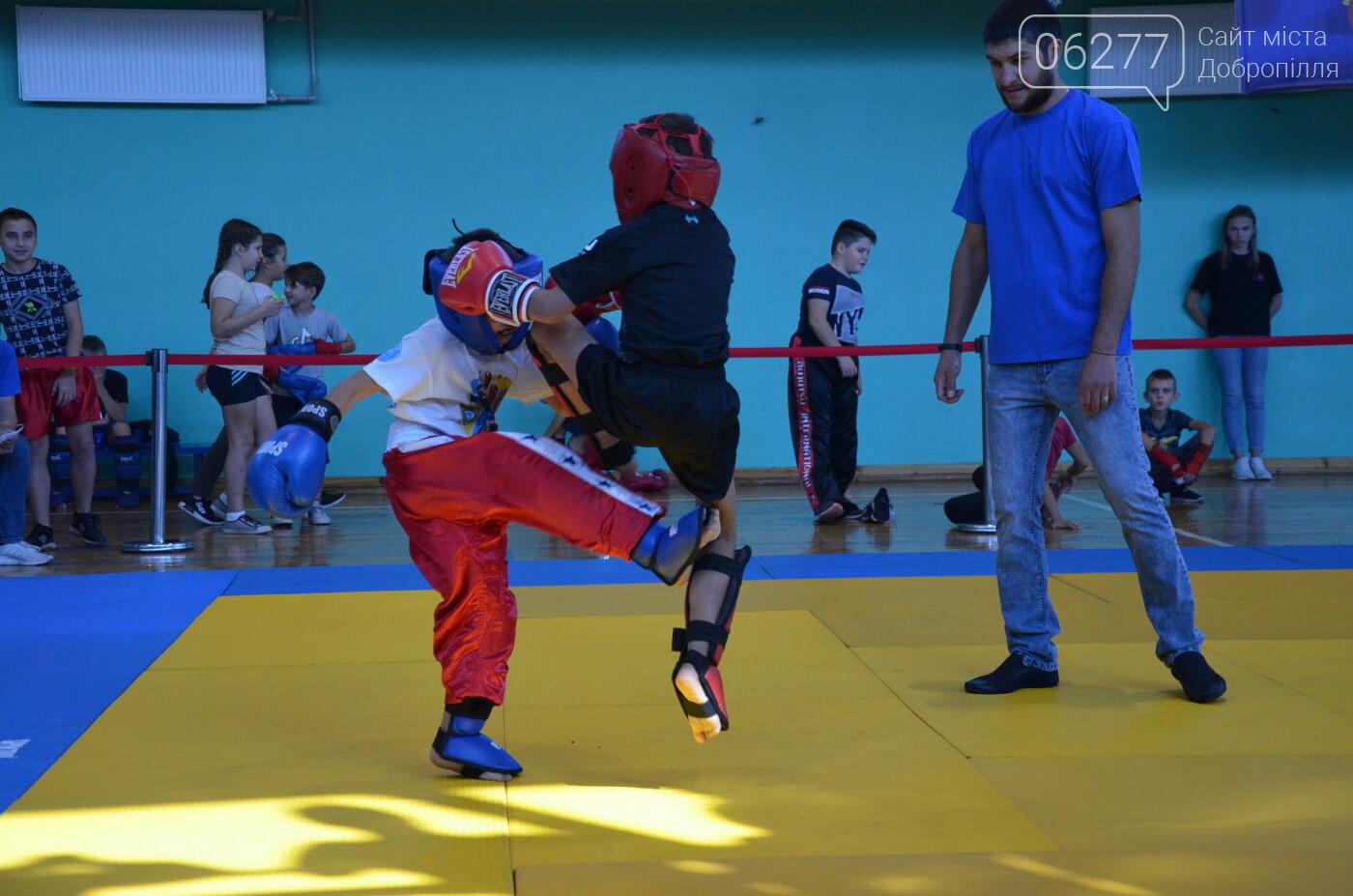 Турнір з кікбоксингу відбувся у Палаці спорту Добропілля, фото-3