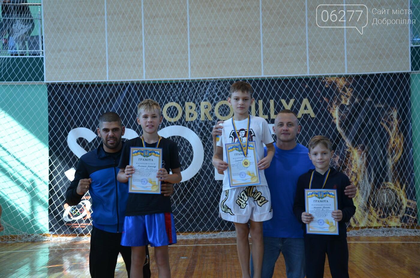 Турнір з кікбоксингу відбувся у Палаці спорту Добропілля, фото-8