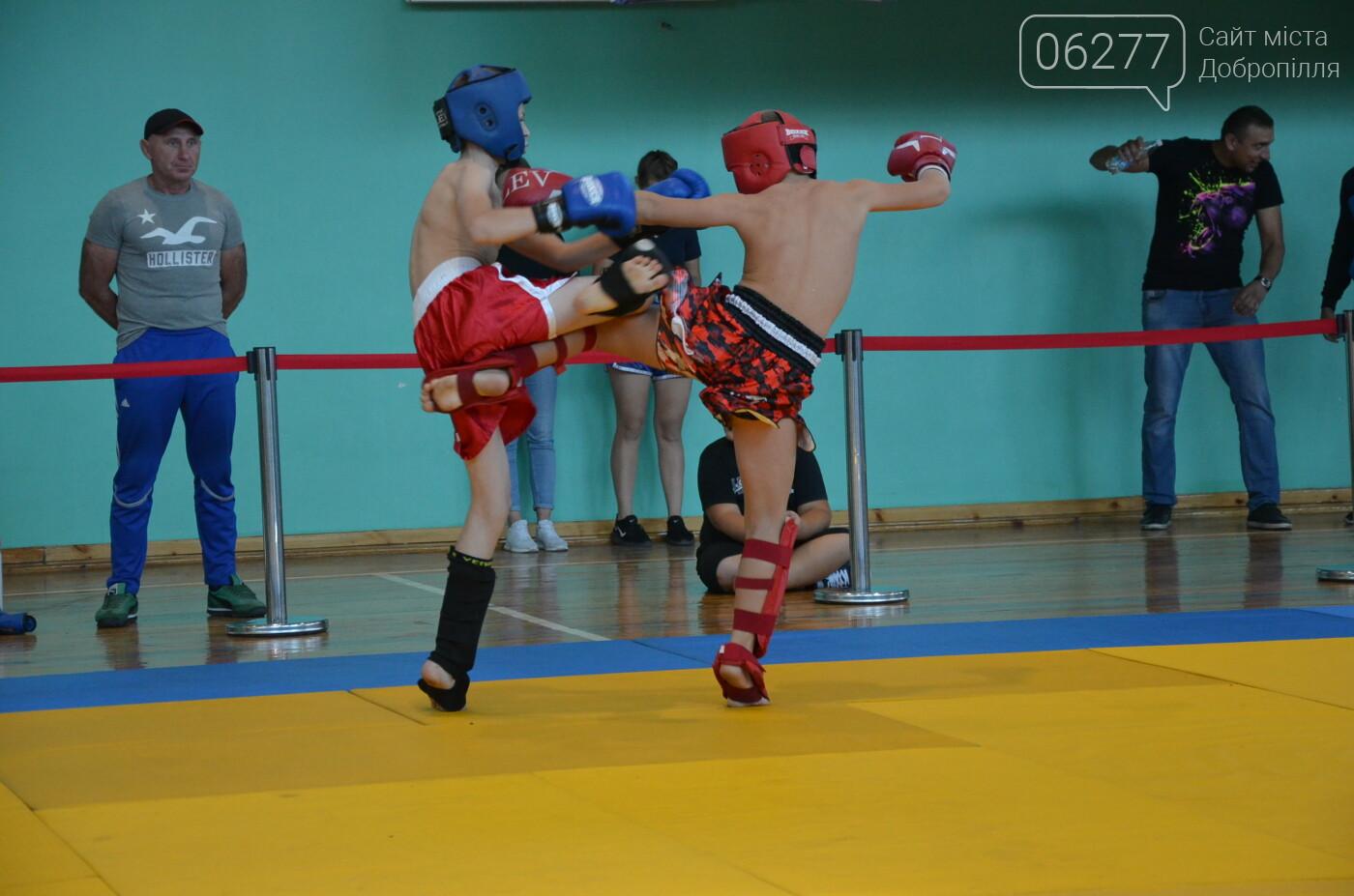 Турнір з кікбоксингу відбувся у Палаці спорту Добропілля, фото-2