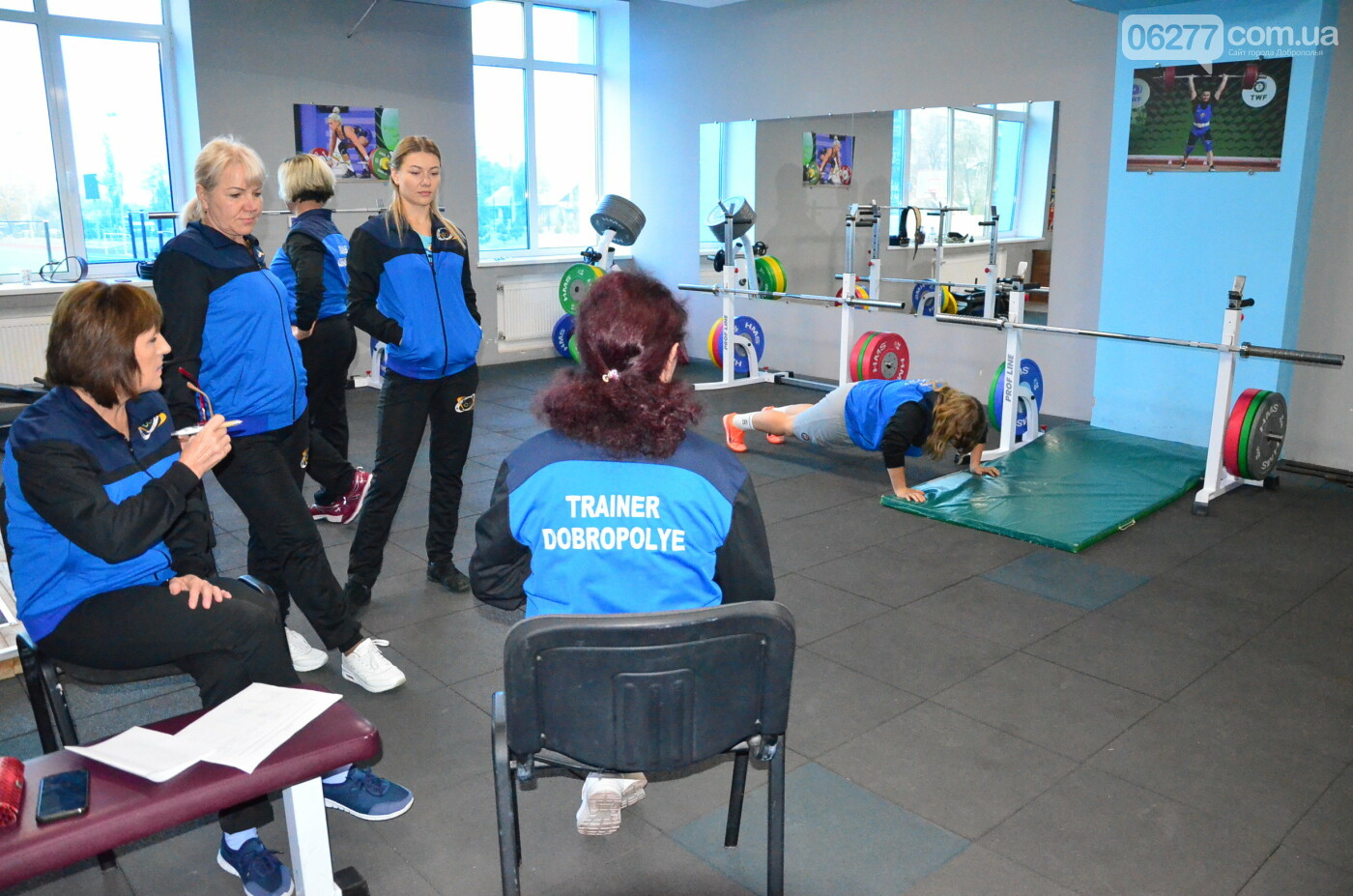 У Добропіллі вібулося щорічне оцінювання фізичної підготовки населення, фото-10