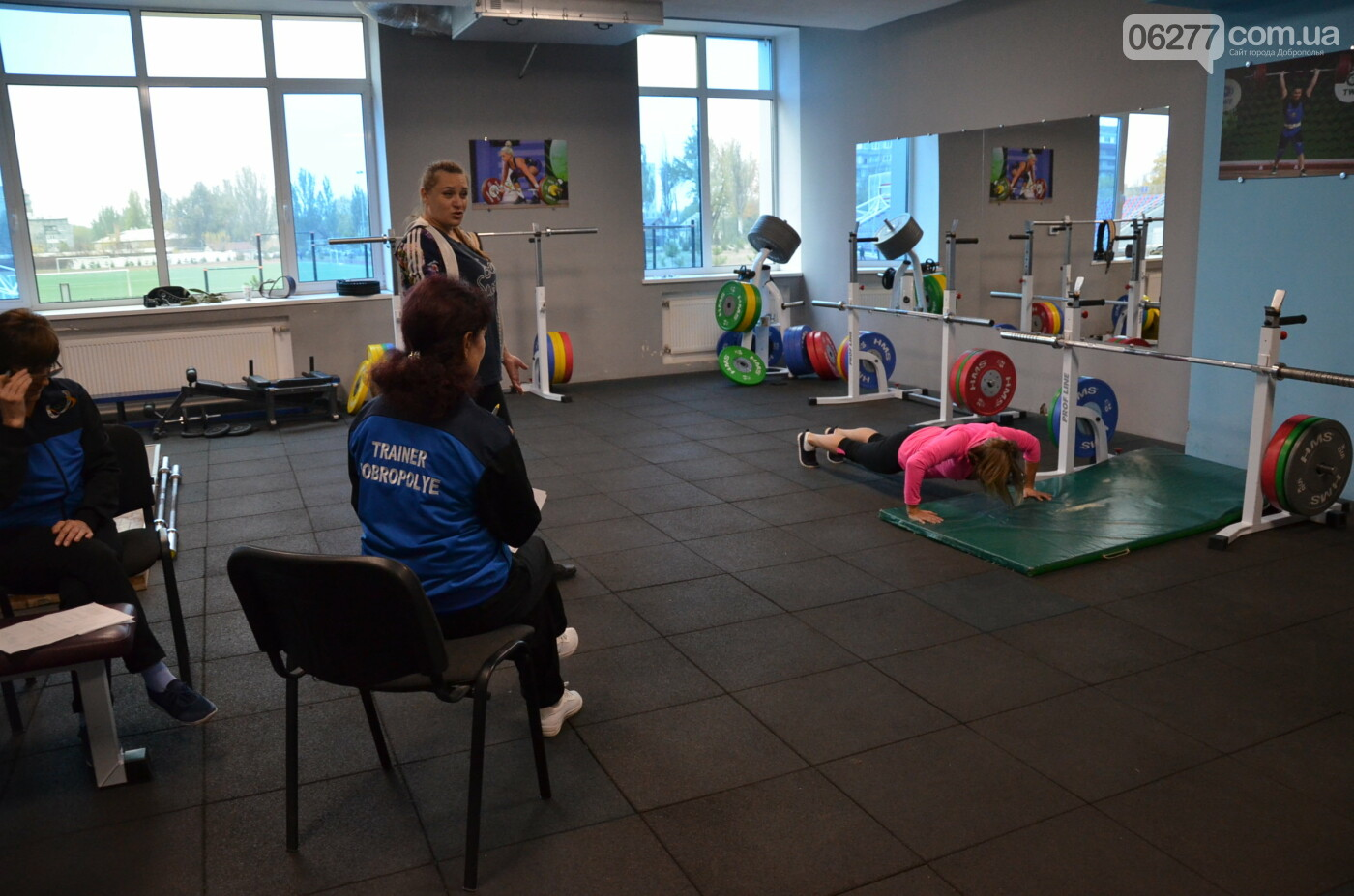 У Добропіллі вібулося щорічне оцінювання фізичної підготовки населення, фото-8