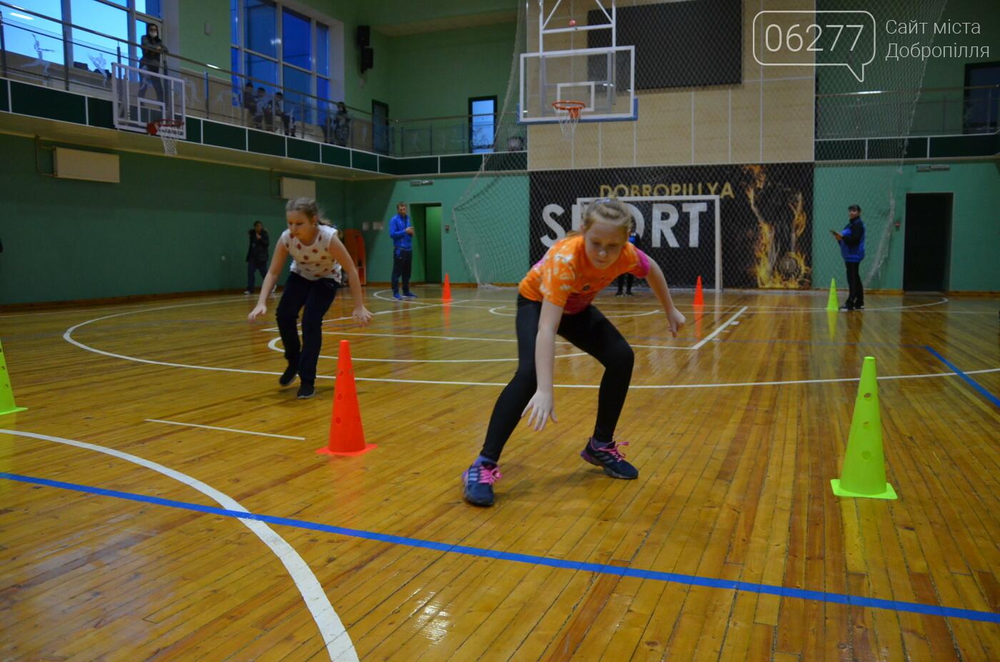 У Добропіллі продовжується щорічне оцінювання фізичної підготовки населення, фото-3
