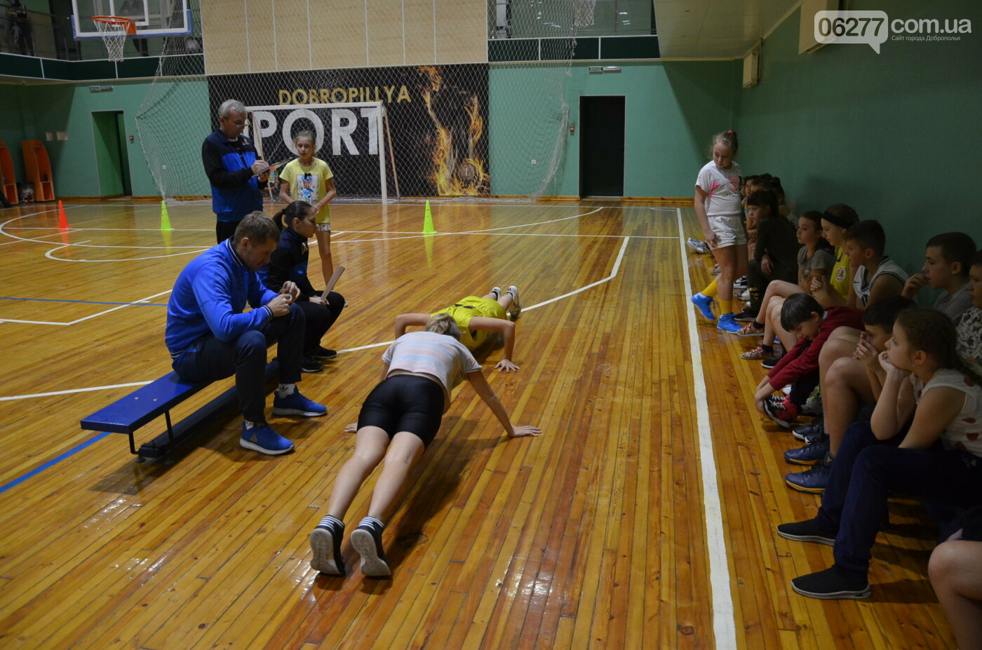 У Добропіллі продовжується щорічне оцінювання фізичної підготовки населення, фото-2