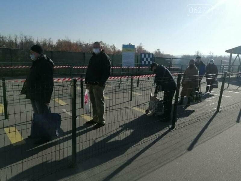 На линии разграничения в Донбассе блокирована работа почти всех КПВВ, фото-2