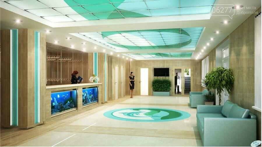 В Доброполье реконструируют бассейн за 42 миллиона гривен, фото-2