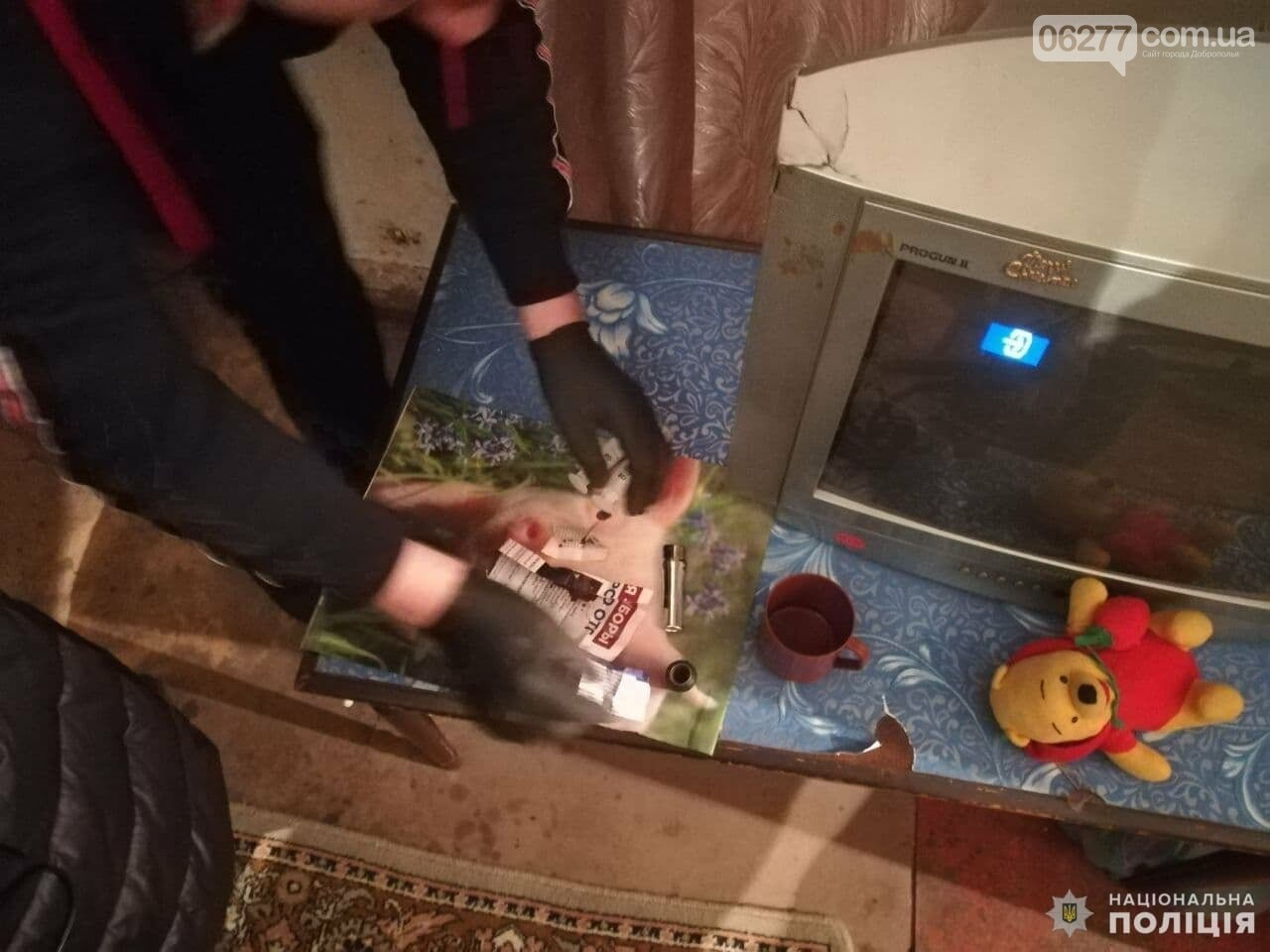 У Добропіллі затримали місцевого наркодилера, фото-3