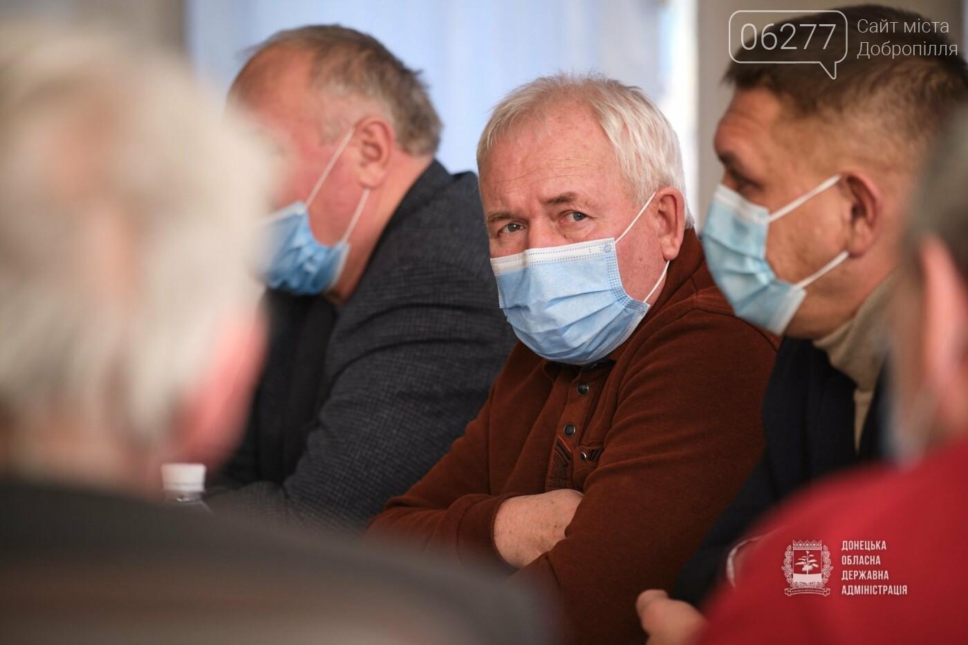 Близько 700 мільйонів гривень має надійти на шахти Донеччини для погашення заборгованості із зарплати, фото-5
