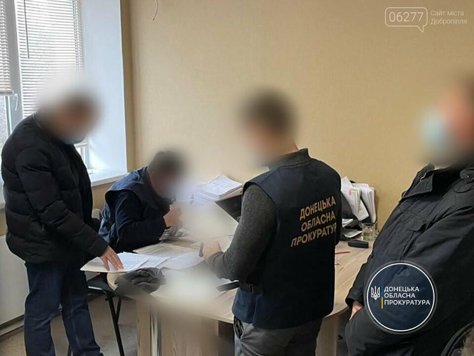 В Донецкой области фирма-подрядчик оставила бюджет без 10 млн гривен налогов, фото-2
