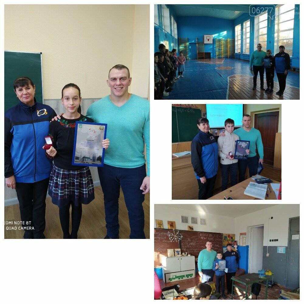 У Добропіллі відбулось нагородження спортсменів оцінювання фізичної підготовленності, фото-3