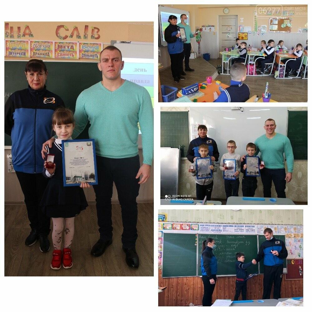 У Добропіллі відбулось нагородження спортсменів оцінювання фізичної підготовленності, фото-2