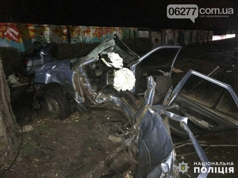 В Доброполье в результате ДТП погиб 25-летний водитель , фото-2