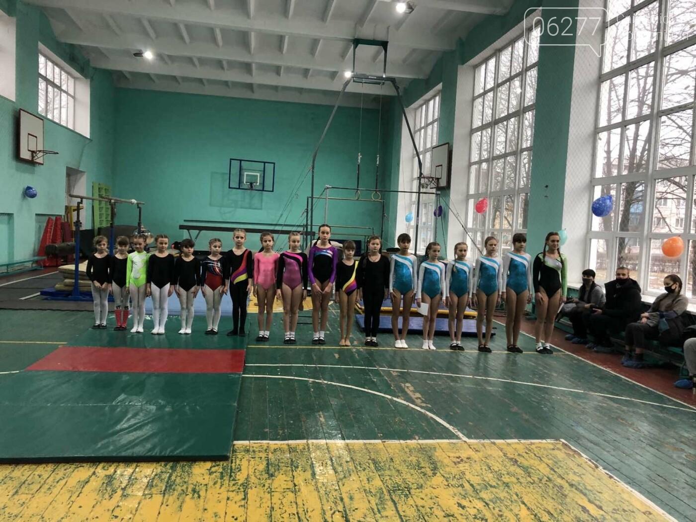 Особиста першість зі спортивної гімнастики відбулась у Добропіллі, фото-3