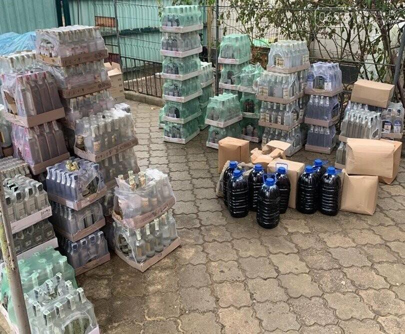 На Донетчине разоблачили производство поддельного алкоголя на 700 тысяч гривен, фото-1