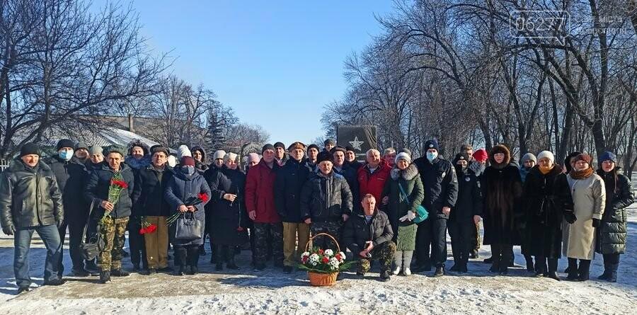 В Добропіллі вшанували пам'ять учасників бойових дій на територіях інших держав, фото-3