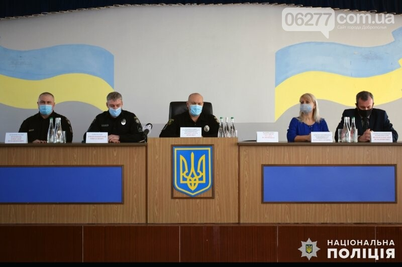 В Доброполье пост начальника полиции занял Александр Коломиец, фото-1