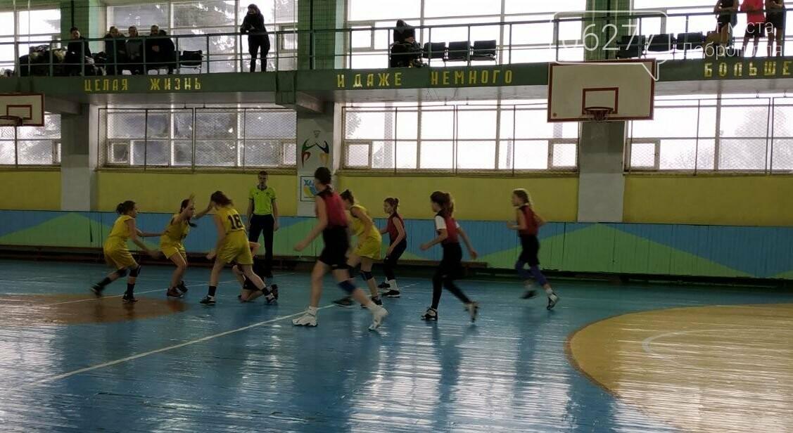 ІІІ місце посіли добропільчанки у ІІ турі Всеукраїнської юнацької баскетбольної ліги, фото-1