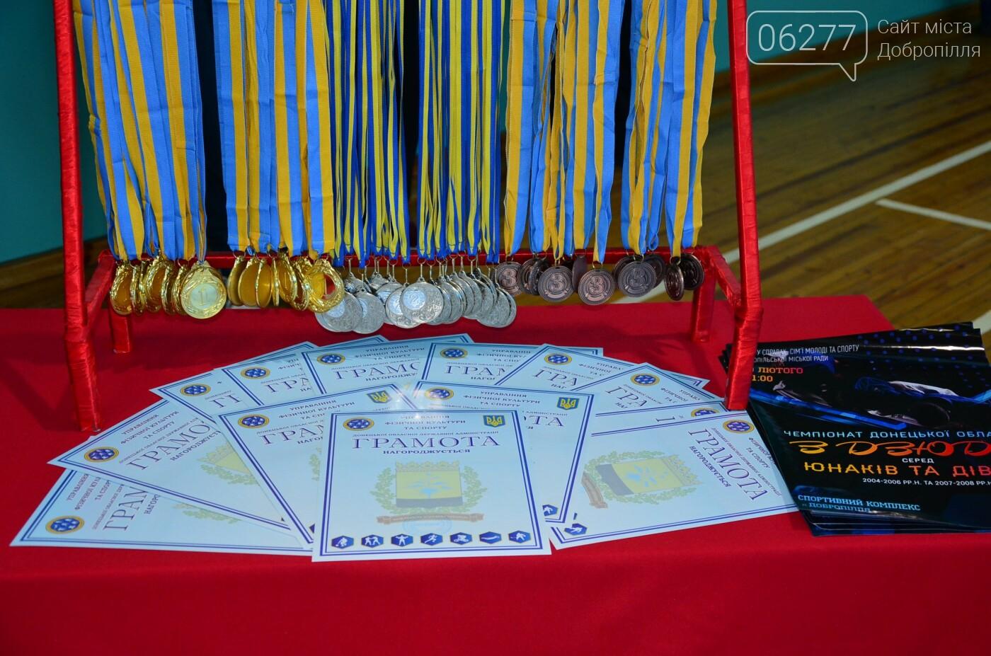 У Добропіллі відбувся Чемпіонат Донецької області з дзюдо, фото-5