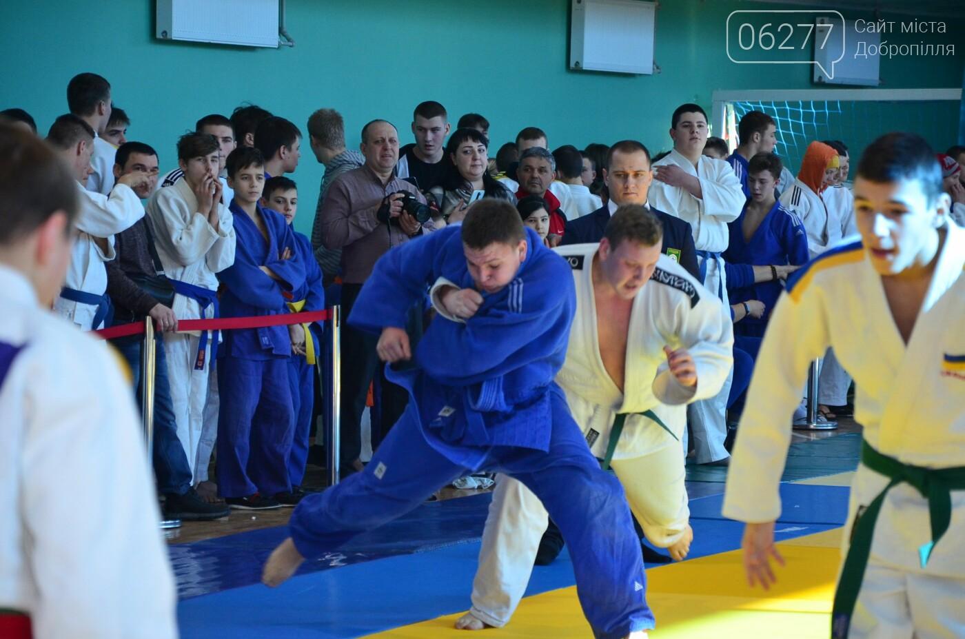 У Добропіллі відбувся Чемпіонат Донецької області з дзюдо, фото-2