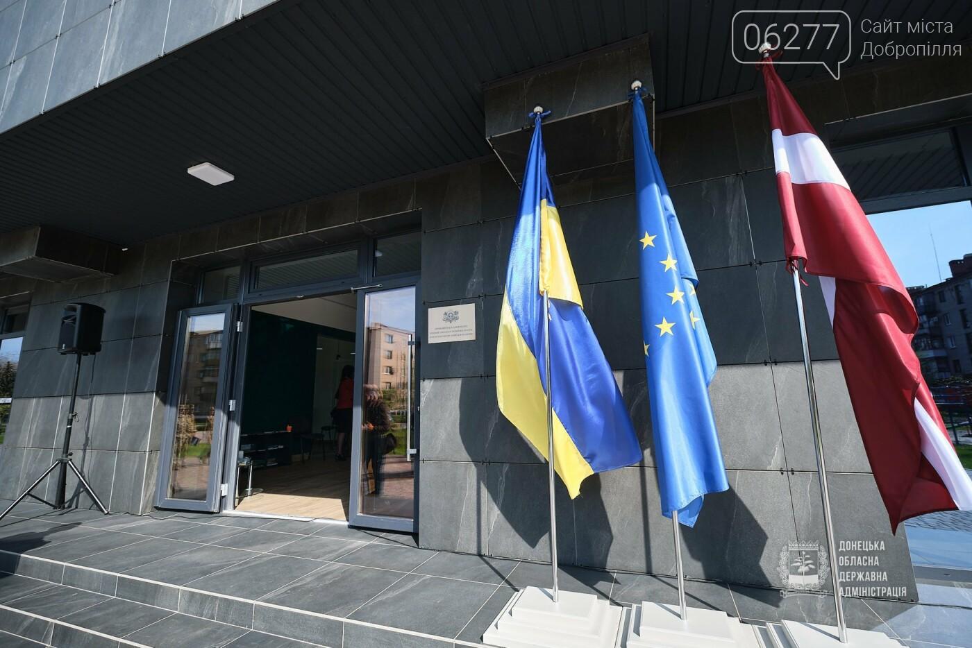 Латвия открыла почетное консульство на Донетчине, фото-1
