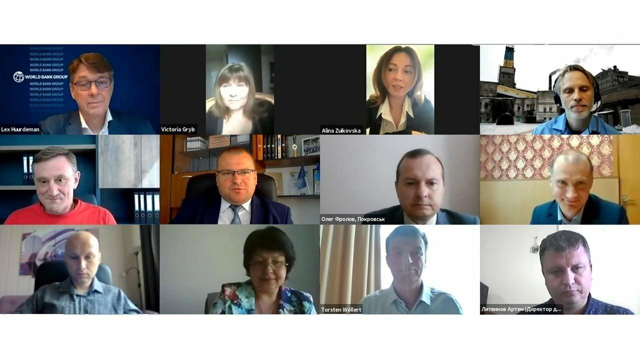 В Доброполье обсудили ключевые этапы реализации программы экономической диверсификации моногородов, фото-2