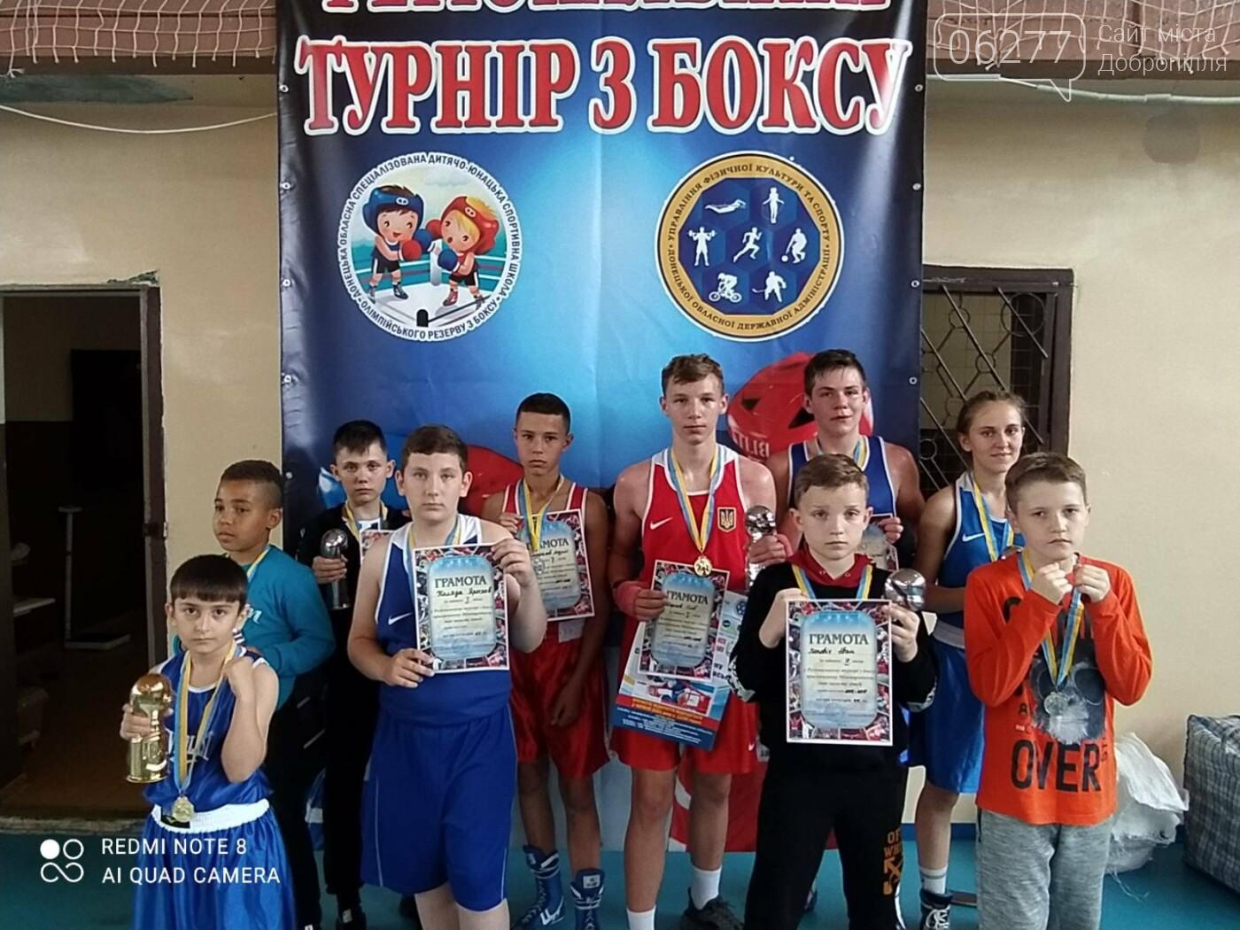 Добропільські боксери привезли багато нагород з турніру, фото-1