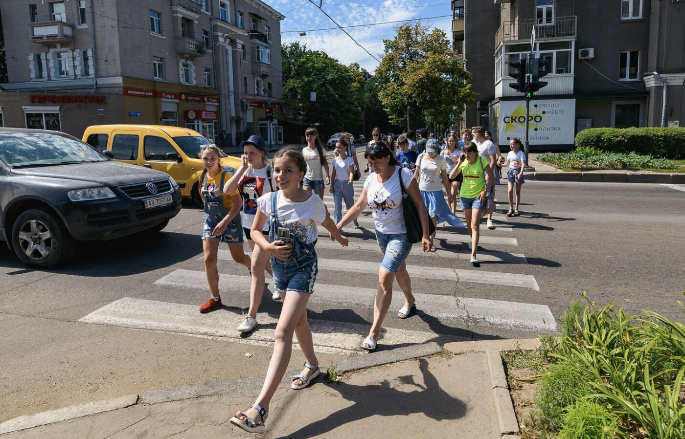 «Узнай Украину!»: стартовал проект с бесплатными экскурсиями для детей Донбасса , фото-1