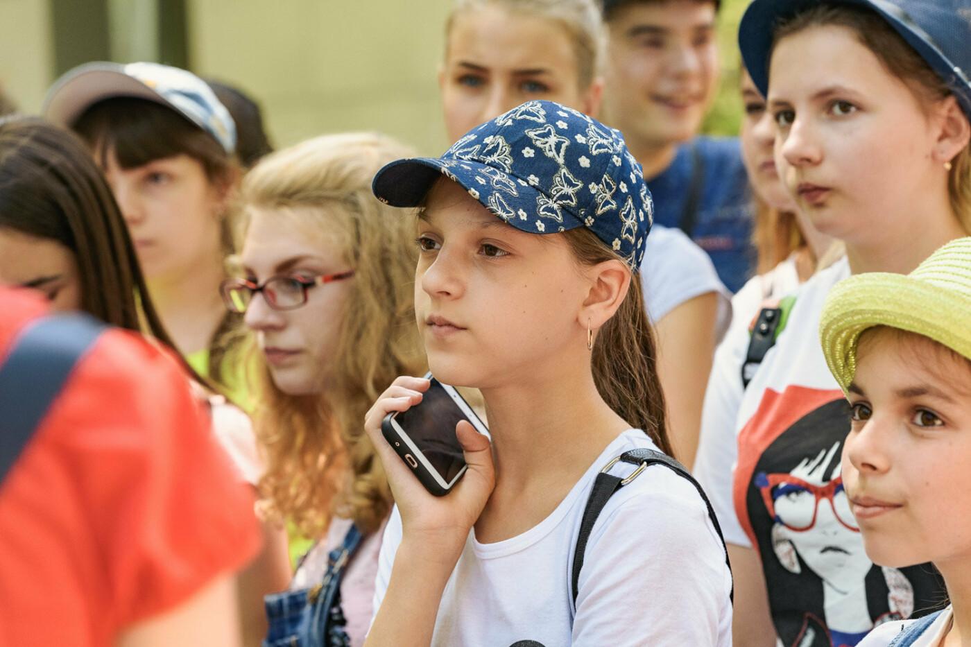 «Узнай Украину!»: стартовал проект с бесплатными экскурсиями для детей Донбасса , фото-2