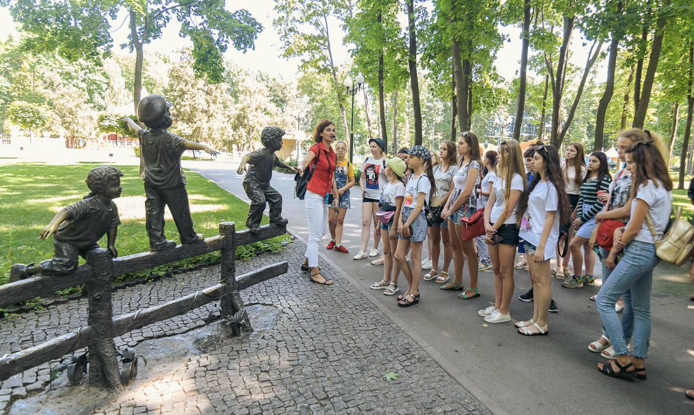 «Узнай Украину!»: стартовал проект с бесплатными экскурсиями для детей Донбасса , фото-3