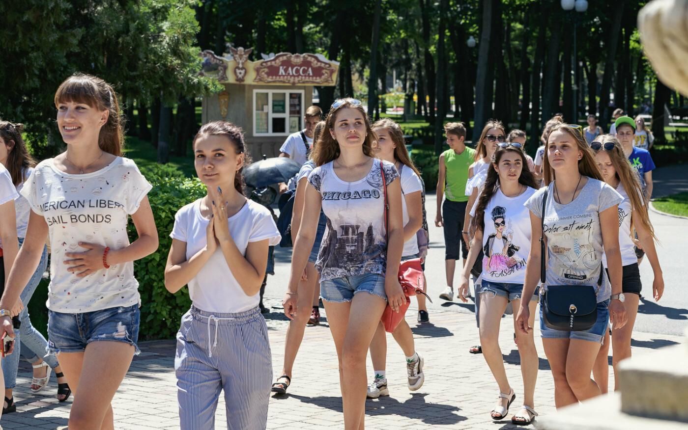 «Узнай Украину!»: стартовал проект с бесплатными экскурсиями для детей Донбасса , фото-4