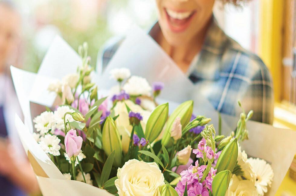 Магазин цветов в Одессе